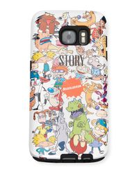Story - Multicolor '90s Mash Up Samsung Galaxy Phone Case - Lyst