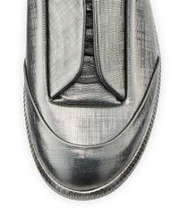 Maison Margiela   Multicolor Future Metallic Leather High-top Sneaker for Men   Lyst