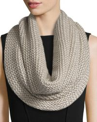 Eileen Fisher | Multicolor Fisher Project Silk Cashmere-blend Infinity Scarf | Lyst