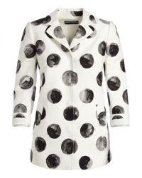 Dolce & Gabbana - Multicolor Polka Dot Jacket - Lyst
