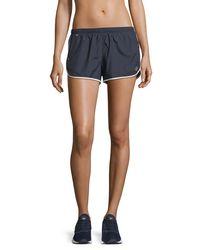 Tory Sport - Blue Classic Track Shorts - Lyst