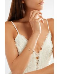 Zimmermann - Metallic Tropical Charm Gold-plated Bracelet Gold One Size - Lyst