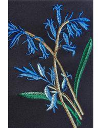Stella McCartney - Blue Embroidered Bikini - Lyst