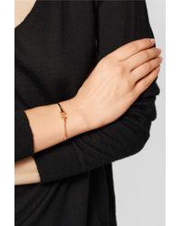 Tiffany & Co. - Multicolor T Wire 18-karat Rose Gold Bracelet - Lyst