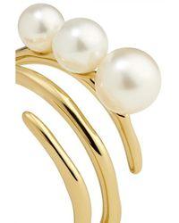 Ippolita - Metallic Nova 18-karat Gold Pearl Ring - Lyst