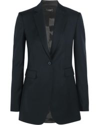 Joseph | Blue Laurent Super 100 Wool-twill Blazer | Lyst