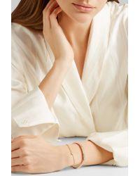 Anita Ko | Metallic 18-karat Rose Gold Diamond Cuff | Lyst