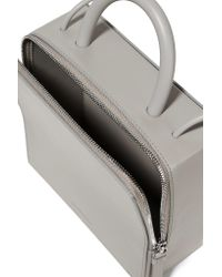 Building Block - Multicolor Box Leather Shoulder Bag - Lyst