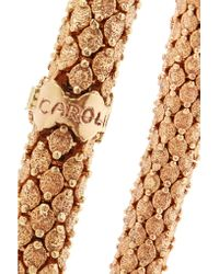 Carolina Bucci - Metallic Twister 18-karat Gold Bracelet - Lyst