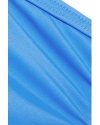 Solid & Striped | Blue The Molly Bikini | Lyst