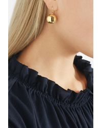 Sophie Buhai - Metallic 18-karat Gold Vermeil Earrings - Lyst