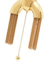 Ellery - Metallic Anthology Gold-plated Earrings - Lyst