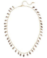 Chan Luu - Metallic Gold-plated Labradorite Necklace - Lyst
