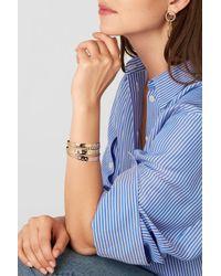 Jemma Wynne - Multicolor 18-karat Rose Gold Diamond Bracelet Rose Gold One Size - Lyst