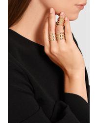Repossi - Metallic Berbère 18-karat Gold Ring - Lyst