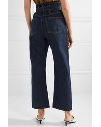 3x1 - Blue Kelly Belted Jeans - Lyst