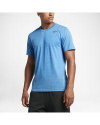 9ba03cf8 Nike Legend 2.0 Men's Training T-shirt in Blue for Men - Lyst