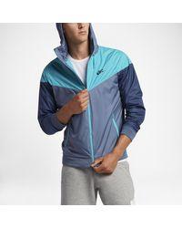 Nike   Blue Sportswear Windrunner Men's Jacket for Men   Lyst