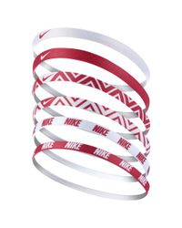 Nike | Multicolor Printed Headbands Assorted 6pk | Lyst
