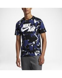 Nike | White Sportswear Air Men's T-shirt for Men | Lyst