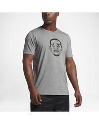 Nike   Gray Dry (durant) Men's T-shirt for Men   Lyst