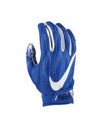 Nike - Blue Superbad 4 Men's Football Gloves for Men - Lyst