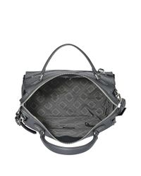 Nine West | Black Underwraps Satchel | Lyst