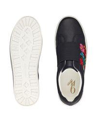 Nine West | Black Pirin Slip-on Sneakers | Lyst