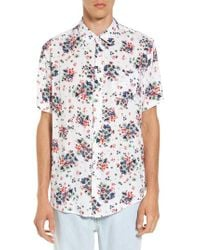 Imperial Motion | White Vacay Woven Shirt for Men | Lyst