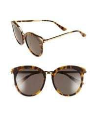 Gentle Monster | Multicolor 56mm Round Sunglasses | Lyst