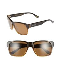 Raen | 'yuma' 57mm Polarized Sunglasses - Rye/ Brown for Men | Lyst
