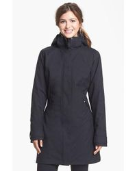 Patagonia | Black 'Vosque' 3-In-1 Parka | Lyst