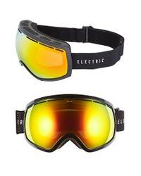 Electric - Black Eg2 225mm Snow Goggles - Lyst