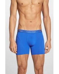 Calvin Klein - Blue Air Fx Low Rise Boxer Briefs for Men - Lyst