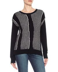 Joe's - Black Keegan Sweater - Lyst