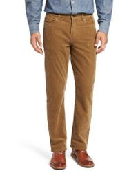 Cutter & Buck - Multicolor 'greenwood' Stretch Corduroy Pants for Men - Lyst