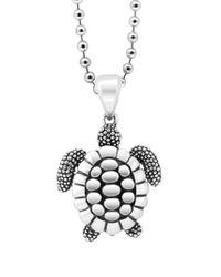 Lagos - Metallic 'rare Wonders - Turtle' Long Talisman Necklace - Lyst
