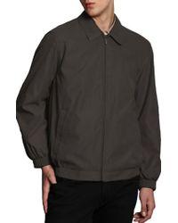 Rainforest - Multicolor 'microseta' Lightweight Golf Jacket for Men - Lyst