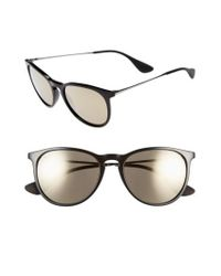 Ray-Ban - Black Youngster Velvet 55mm Sunglasses - Lyst