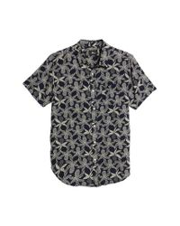 Imperial Motion - Blue Vacay Woven Shirt for Men - Lyst