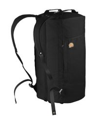 Fjallraven - Black Fjällräven Splitpack Large Backpack - for Men - Lyst