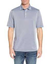 Nat Nast - Multicolor Bird's Eye Polo for Men - Lyst