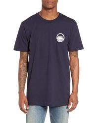 Casual Industrees | Blue Pdx T-shirt for Men | Lyst