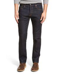 AG Jeans   Black Jeans Matchbox Slim Fit Jeans for Men   Lyst