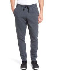 Zella - Gray Knit Jogger Pants for Men - Lyst