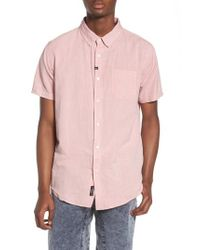 Imperial Motion - Pink Triumph Woven Shirt for Men - Lyst