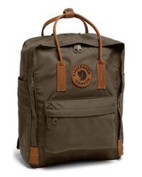 Fjallraven - Green 'kanken No. 2' Backpack for Men - Lyst