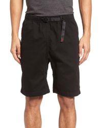 Gramicci - Black Rockin Sport Shorts for Men - Lyst