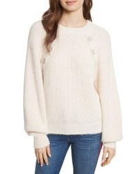 Joie - Natural Aine Sweater - Lyst