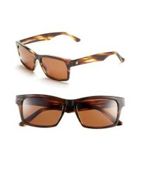Electric - Metallic 'hardknox' 56mm Sunglasses for Men - Lyst